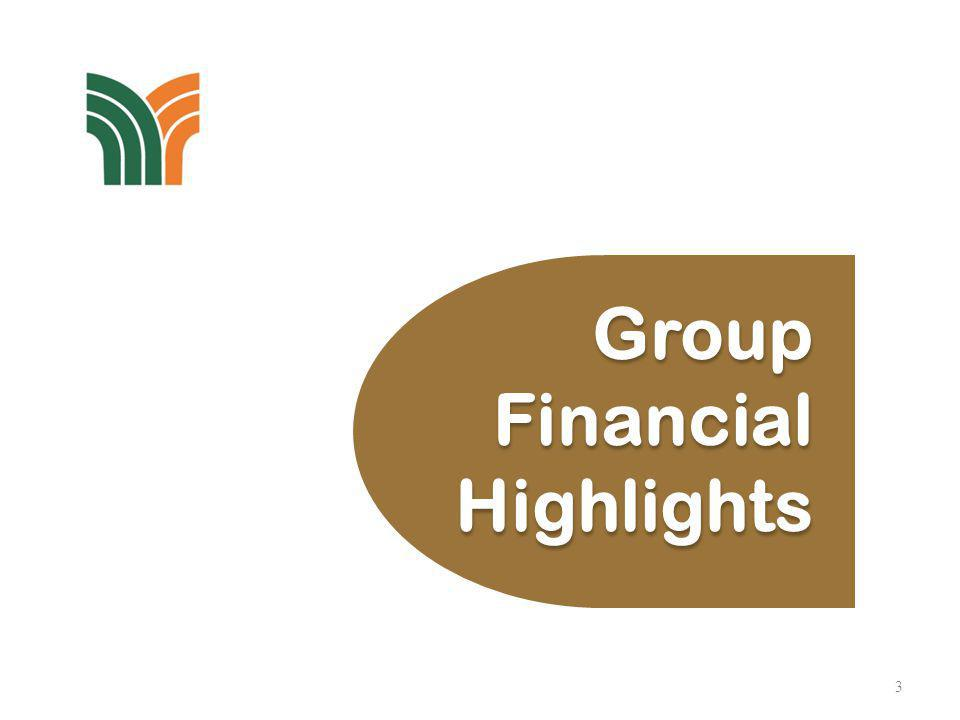 Financial Results FOR THE 6 MONTHS ENDED 30 JUNE 2013 4 PPB Group Operations Flour & Feed Milling, & Grains Trading Marketing, Distribution & Manufacturing of Consumer Products Film Exhibition & Distribution Waste Management & Utilities Property Investment & Development Chemicals, Livestock, Investments & Other Operations