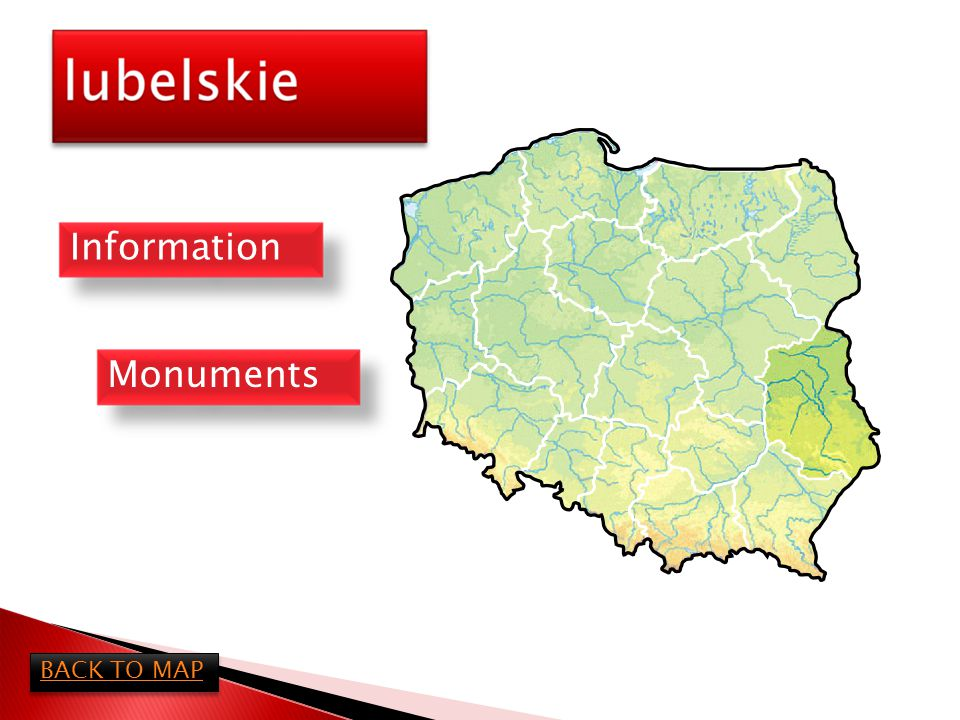 Lublin Voivodeship is in eastern Poland.