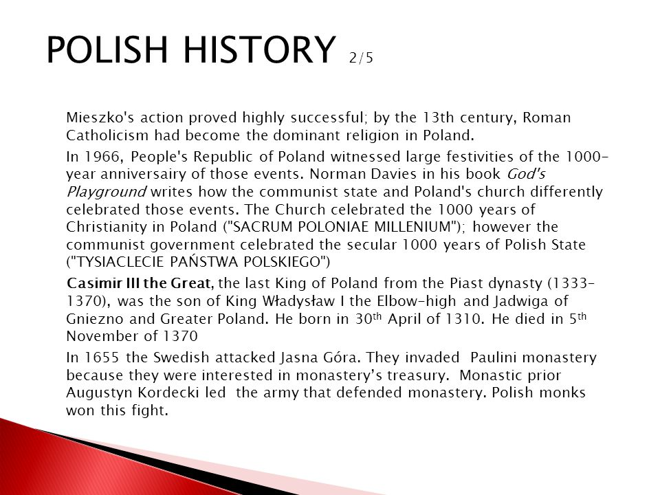 The First Partition of Poland took place in 1772, and was first of the three partitions.