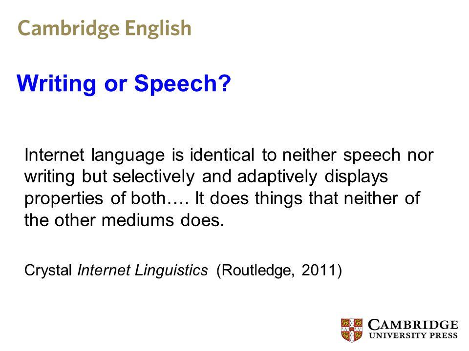 ELT futures: e-language and communication plus or minus.