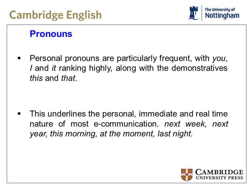 Forgotten your password?: Spoken e-language grammar Didnt know that film was on tonight.