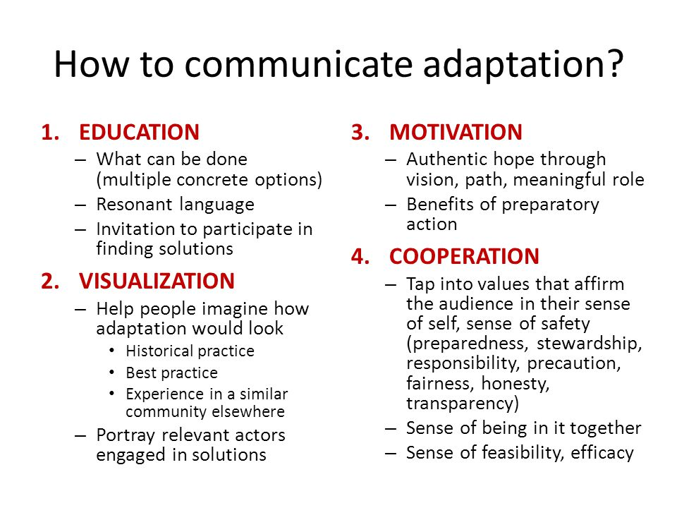 Summary: Place-Based Engagement Be prepared to deal with emotion Start with, tap into what people love Explore and use place attachment and place identity as leverage for action Remind people of their connectedness to each other and to the non-human world Engage citizens meaningfully in joint problem-solving that leads to tangible local outcomes Sources: Crompton and Kasser (2009), Moser (2013) © Sebastian Guerrini (blog.inpolis.com)