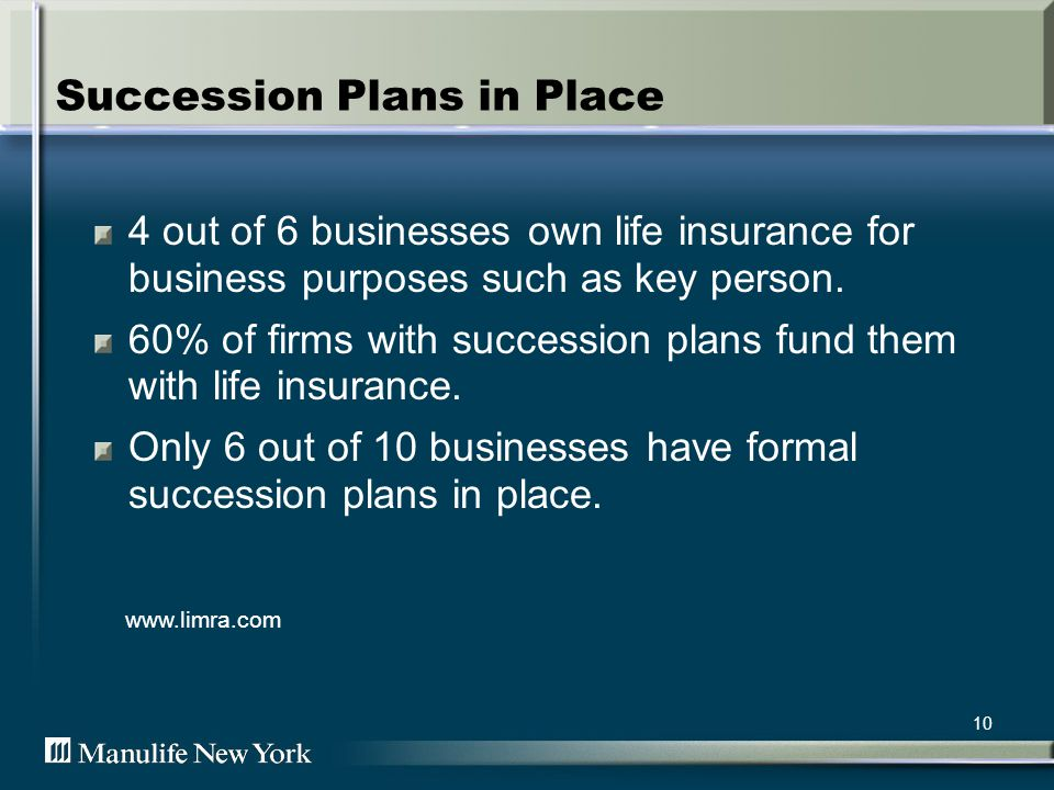 11 Why Succession Planning.