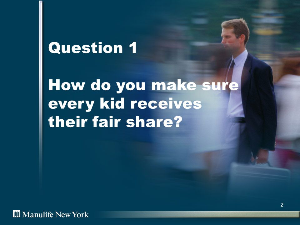 Question 2 How do you prevent the loss of sweat equity in the family business? 3