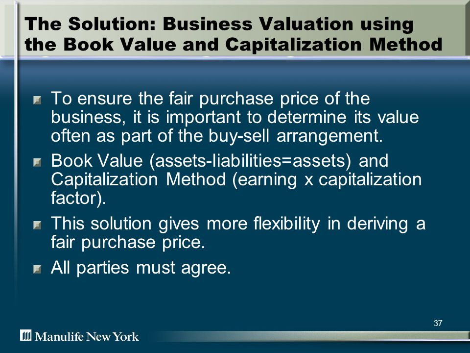 38 Summary By valuing the business regularly, Patrick, Scott and AJ can be assured they will not get shortchanged when and if they sell the business.