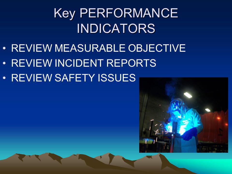 Corrective Actions /Incident Reporting WE ONLY HAD ONE REPORT ALL MONTH.