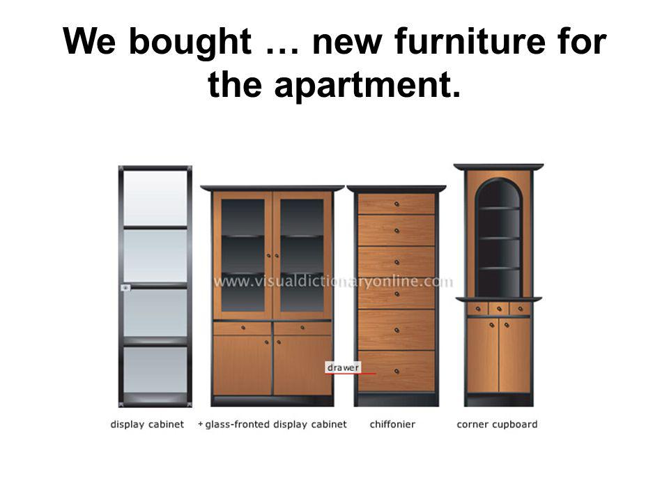 Thiss … lovely … furniture.