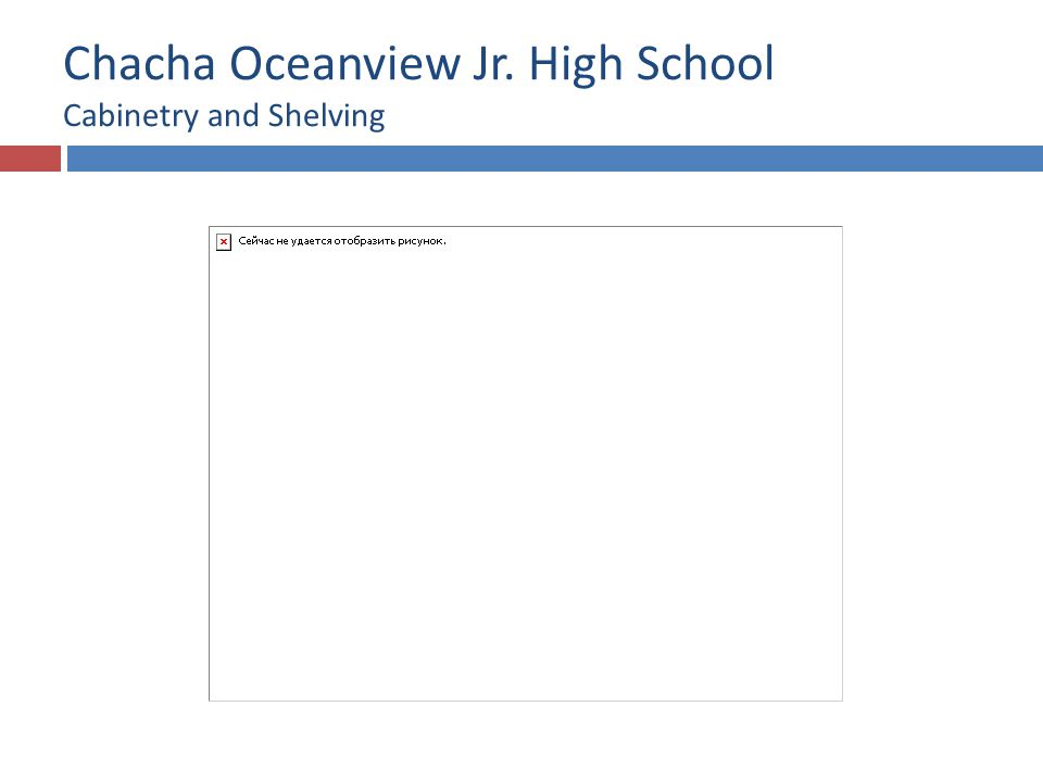 Chacha Oceanview Jr. High School Restrooms – New Lavatories and Fixtures