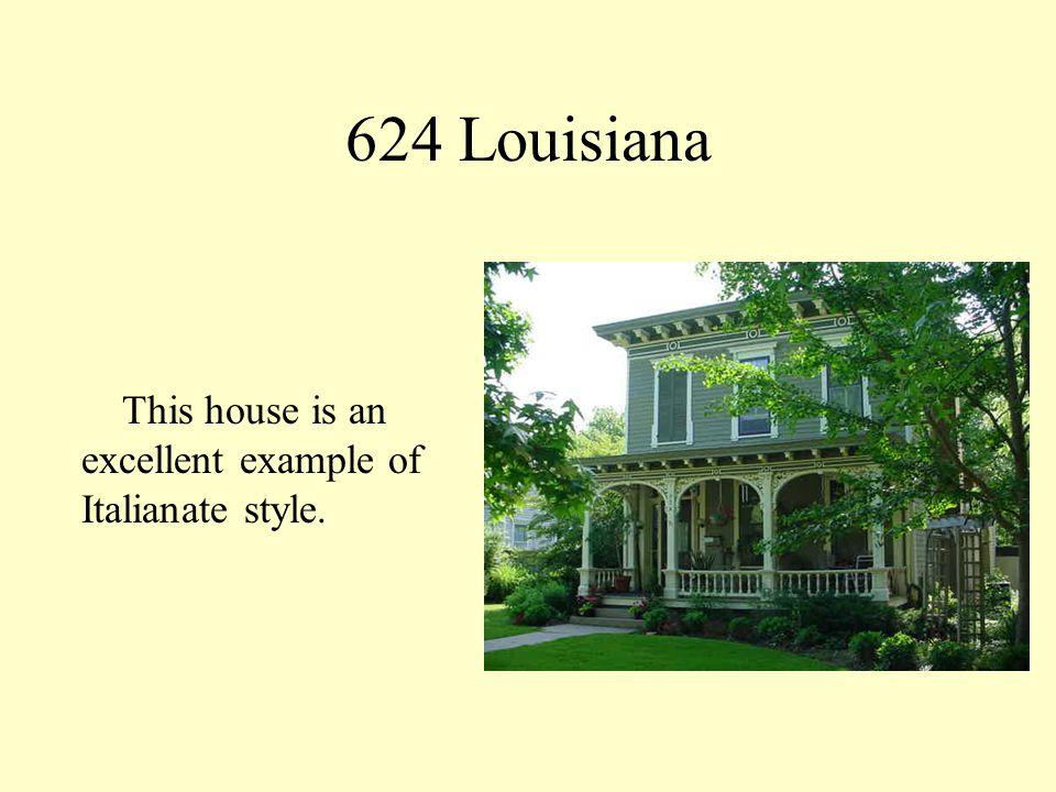 646 Louisiana General George W.