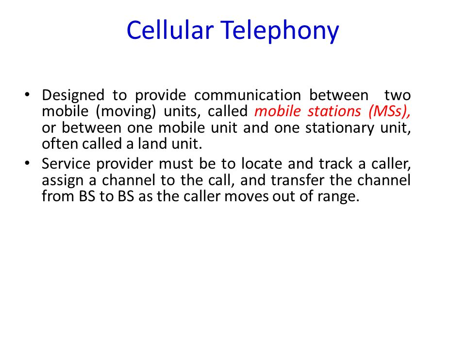 Base station antenna (3 sector) 1/3 rd of cell is covered by each sector of antenna Cellular system