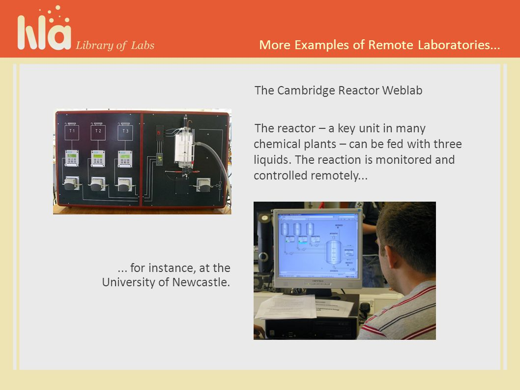 What are Virtual Laboratories.