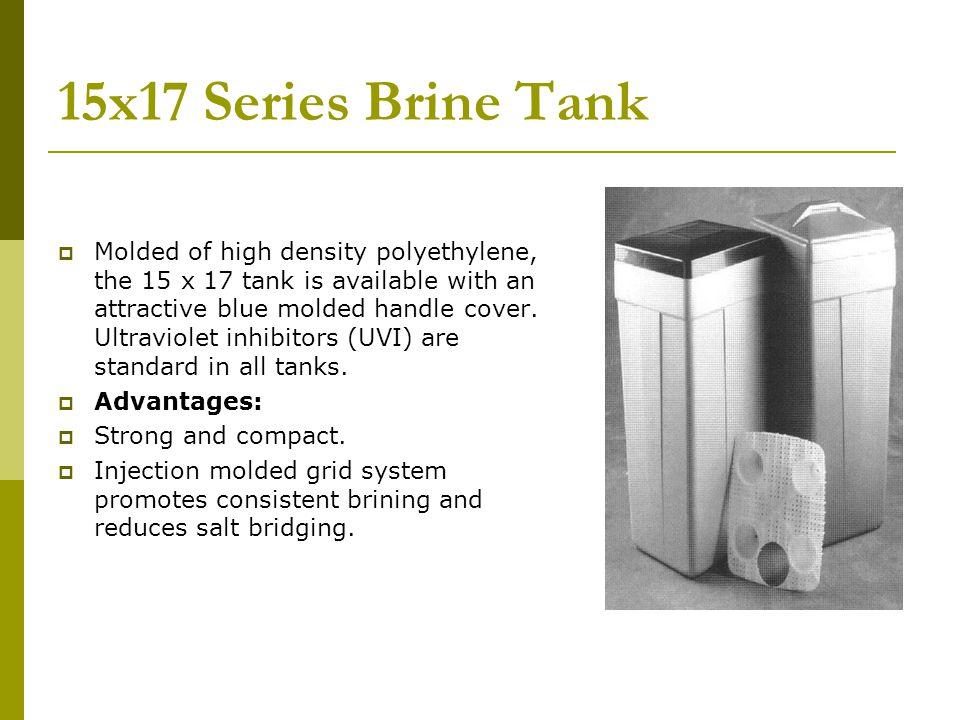Brine Tank Assembly