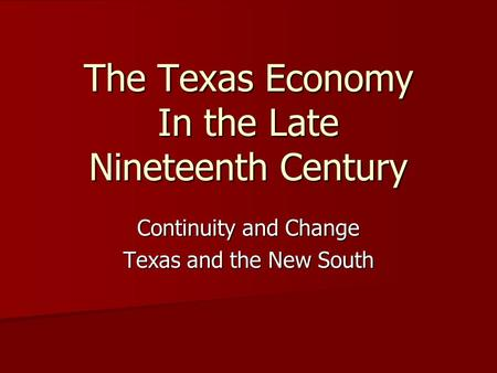 changes and continuities of global economic exchange 1900s present Ap world history notes accelerating global change and realignments, c 1900 to the present c 1900 - present economic responses: c 1900.