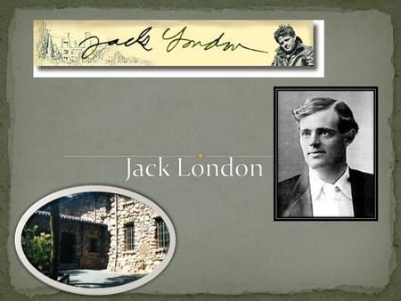 summary of south of the slot by jack london Jack london: master craftsman of the short story in november of 1898 jack london, aged 22, sold his first short story, to the man on trail, to overland monthly for the sum.