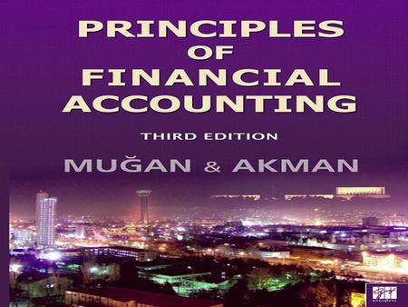 Chapter 2  Recording Business Transactions. Chapter 2Mugan-Akman 20072 Accounting Methods for Measuring Performance.