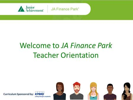 JA Finance Park – Middle and High School
