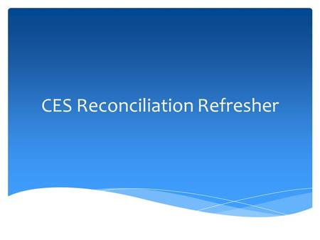 CES Reconciliation Refresher. The ADP Benefits Clearing account/229900 was created to relieve payroll liability accounts within the same accounting period.