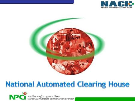 National Automated Clearing House