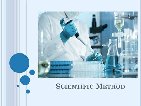 S CIENTIFIC M ETHOD. S TEPS OF THE S CIENTIFIC M ETHOD 1. Observation 2. Hypothesis 3. Experiment 4. Data 5. Conclusion 6. Re-test.