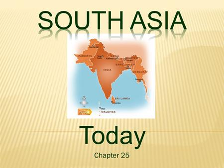 Today Chapter 25.  Agriculture  Mining and Fishing  Industry  Tourism.