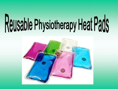 One brand of reusable physiotherapy heat pad contains a supersaturated solution of sodium ethanoate and a metal disc. Sodium ethanoate is non-toxic and.