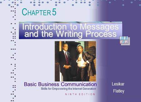 lesikar and pettit report writing for business Report writing for business has 17 ratings and 0 reviews because learning communication is a prerequisite for success, this text applies the concept of.