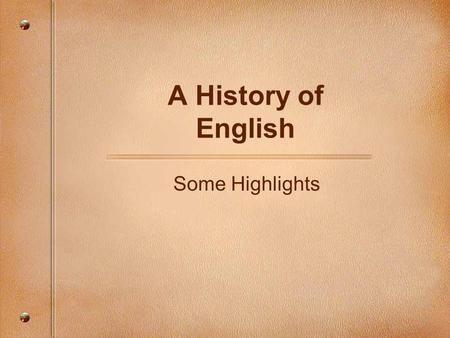a history of english theaters evolution through the effects of different cultures At the same time, observation of alien societies, cultures and european encounters with different history and diplomacy, through mass.