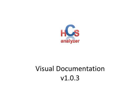 Visual Documentation v1.0.3. User Interface Active class (for selection and some processes)