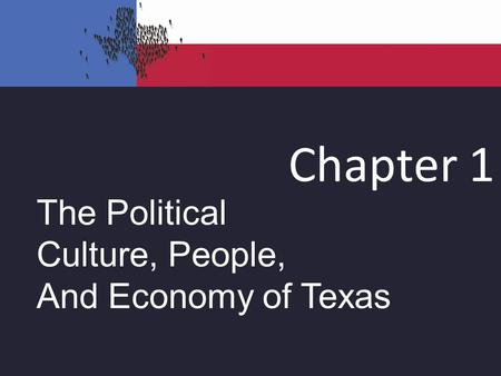individualistic and traditionalistic cultures in texas essay Free essays texas' individualistic and traditionalistic culture: the impact these ideologies have had on texas state government and the reasons people support t.