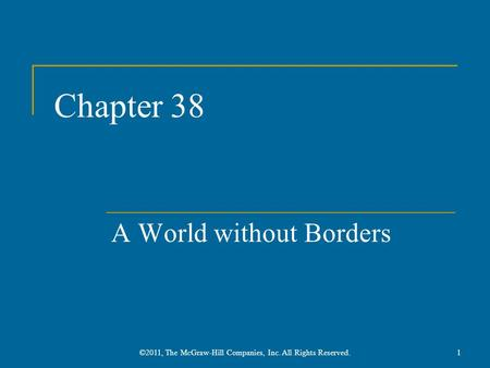 Nat Geo On Campus: A 'world without borders'