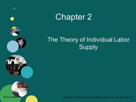 The Theory of Individual Labor Supply