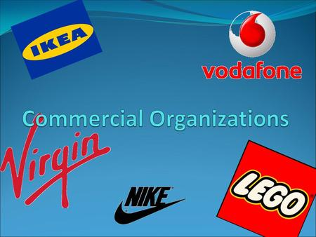Commercial Organizations