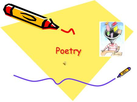 PoetryPoetry Characteristics of poetry Is usually intended to be read aloud Uses words to create images Some rhyme, some do not Narrative poetry is meant.