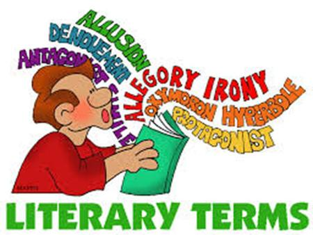 Poetry Basic Literary Terms What is poetry? Poetry is, first of all, a communication - a thought or message conveyed by the writer to the reader. It.