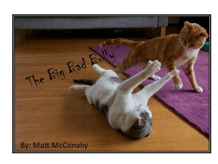 The Big Bad Bully By: Matt McConahy. The Big Bad Bully By: Matt McConahy.