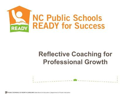 Reflective Coaching for Professional Growth. Group Poll On a scale of 1 – 5 (1-very uncomfortable, 5- very comfortable), how would you rate yourself in.