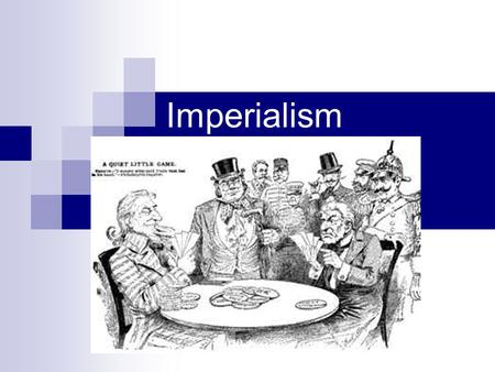 Imperialism. What is it?  Extension of a nation's power over other lands When does it occur?  1870s – 1910s Who's involved?  Great Britain, France,