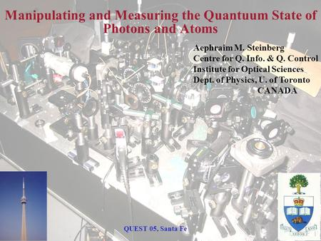 The 3 quantum computer scientists: see nothing (must avoid collapse!) hear nothing (same story) say nothing (if any one admits this thing is never going.