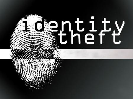 Identity Theft Part 2. What I project to others about myself Jeremy LeVan 2 - 8 - 15.