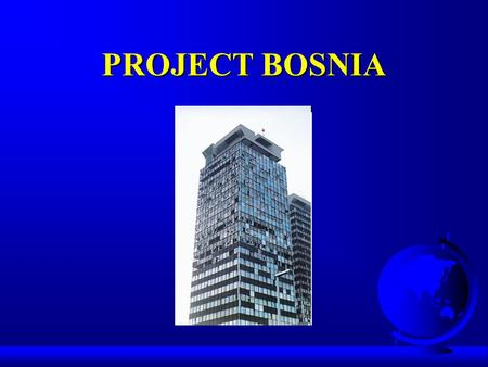 PROJECT BOSNIA. Rule of law/press/democracy symbiosis LEGAL COMMUNITY press THE PEOPLE PRESS.