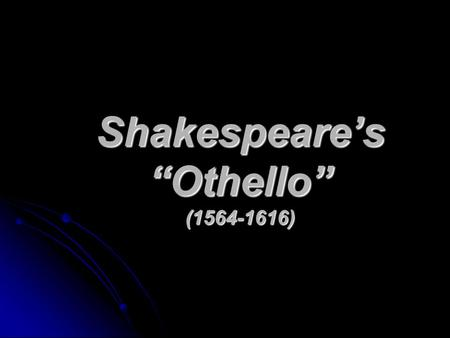 "iago the machiavellian tactician in othello essay Shakespeare's play othello iago's strategic acts of character manipulation essay gr 11 english update this is my original essay  othello essay iago""s."