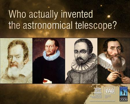 The telescope has revolutionised science and astronomy From the moment the telescope was turned towards the heavens it has been an instrument that has.