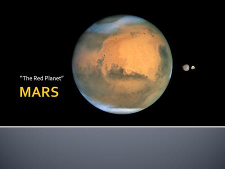 mission to mars ppt India's mars orbiter mission is the country's first mission ever to explore the red planet see photos of the mission in this spacecom gallery here: india's mangalyaan spacecraf captured this .