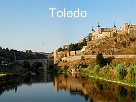 Toledo. A Brief History Toledo was founded in 540 BC by Jewish colonists and was originally named Toledoch. Toledo was incorporated into the Roman province.