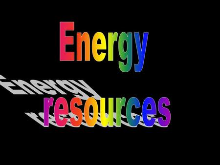 Natural Resources A natural resource is a feature of Earth that benefits people. Earth's natural material resources are things like air, fresh water,
