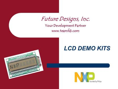 Future Designs, Inc. Your Development Partner