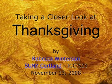 The Truth About The First Thanksgiving A History Mystery