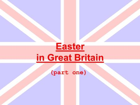 Easter in Great Britain (part one). Easter Day is named after the Saxon goddess of spring, Eostre, whose feast took place at the spring equinox. Easter.