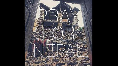 "@TGC_IO: #PrayforNepal ""My heart is sad but God is in control. Many trained leaders have been lost. Pray that God opens hearts."" Nepali pastor."