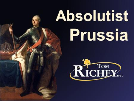 An analysis of the military political and social factors that account for the rise of prussia betwee